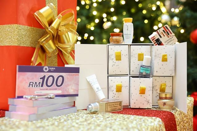Embracing the Christmas Spirit,  Suria KLCC Group, Suria KLCC, Alamanda Putrajaya, Mesra Mall Terengganu, Christmas Deco, Lifestyle
