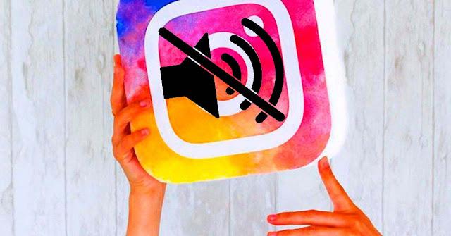 instagram permite silenciar a los contactos