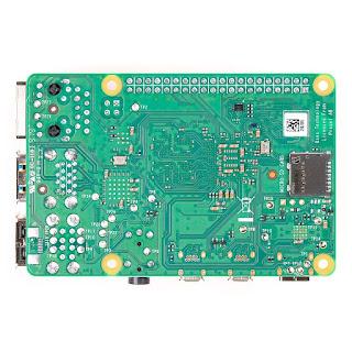 Hardware Raspberry Pi 4