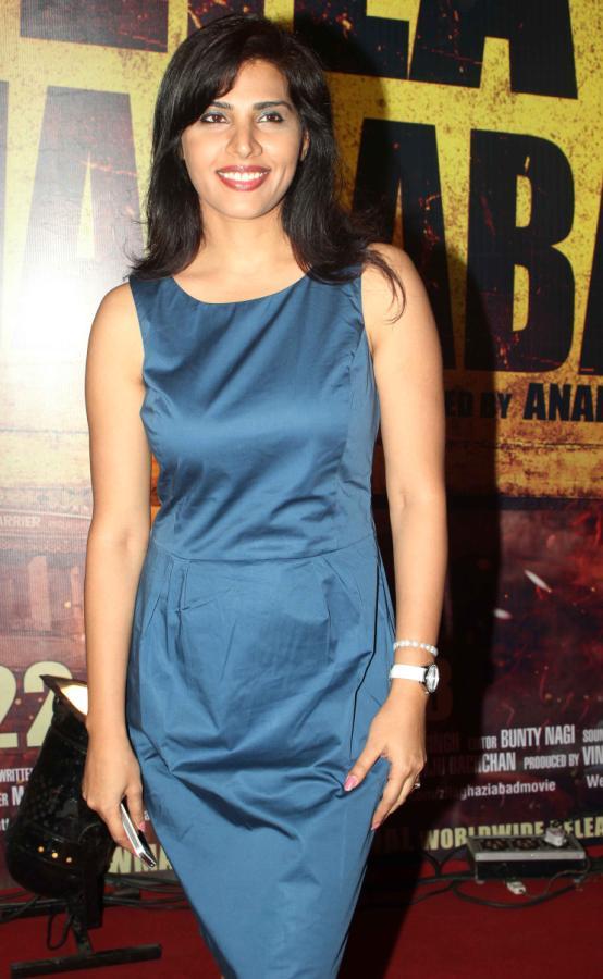 Film News: Zila Ghaziabad movie premiershow