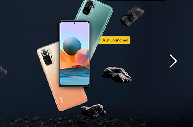 Redmi Note 10s Smartphones