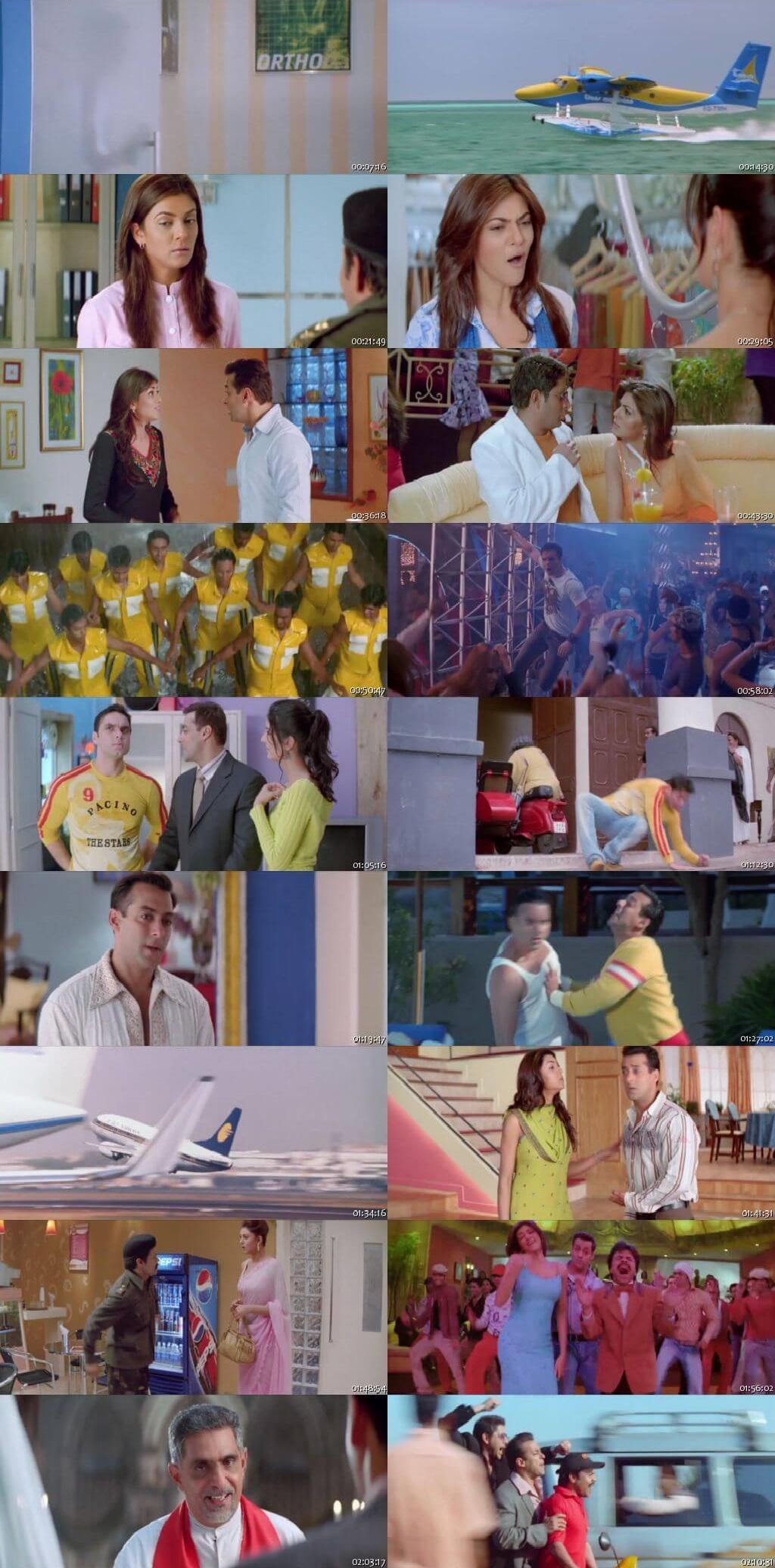 Screen Shot Of Maine Pyaar Kyun Kiya 2005 Full Movie Free Download HD 720P Watch Online