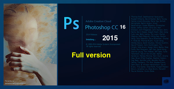 Adobe Photoshop CC 2015 Key Archives