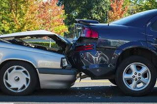 Tips Ringkas Jika Kereta  Dilanggar Dari Belakang