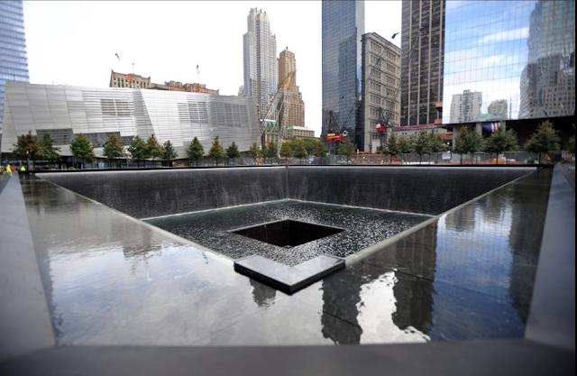 updated look at the 9/11 memorial