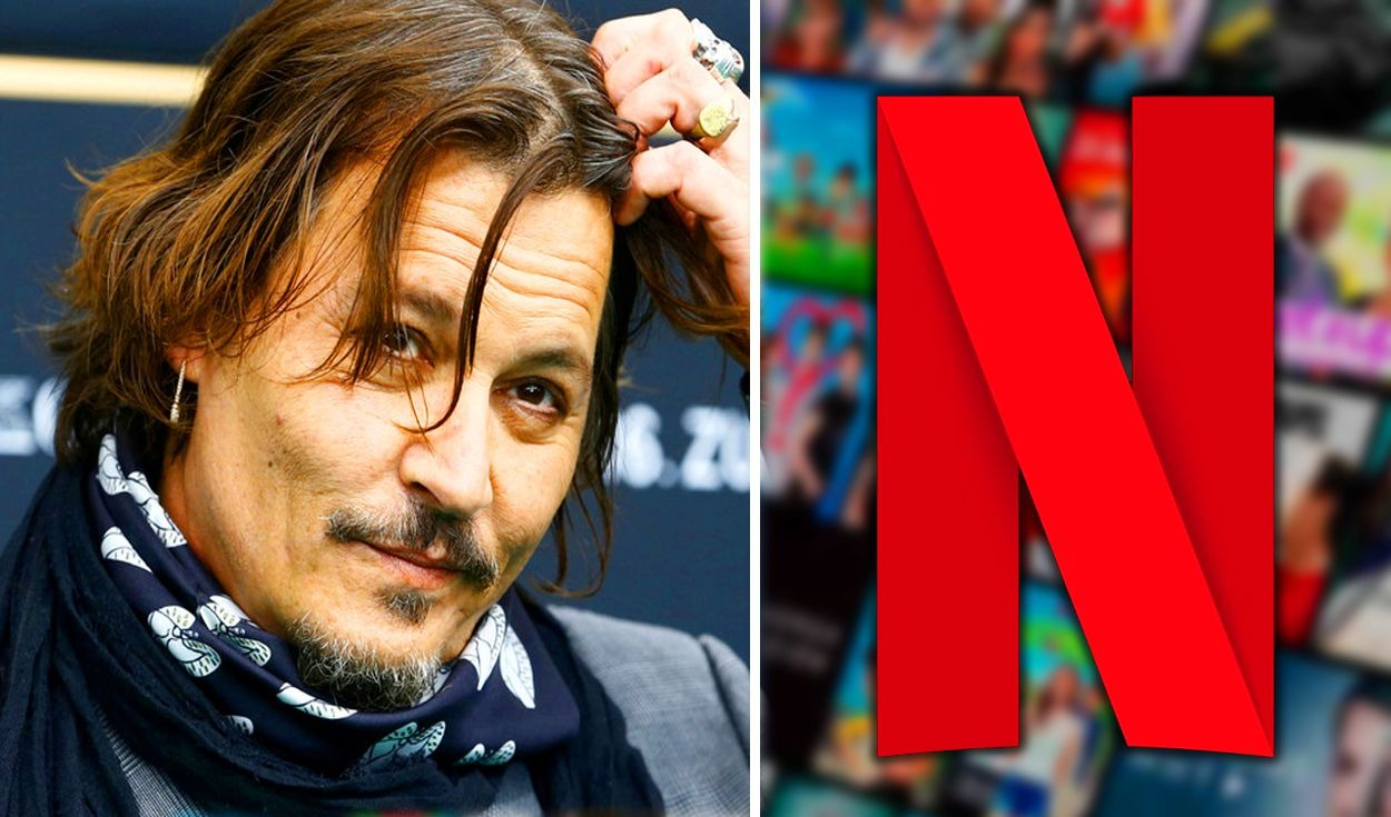 Netflix removed all Johnny Depp movies