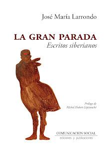 Portada de La Gran Parada, de José María Larrondo