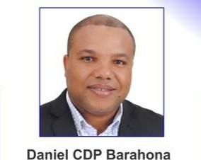 Daniel  Urbàez es  el nuevo secretario del  CDP en Barahona, obtiene el 100% de los votos