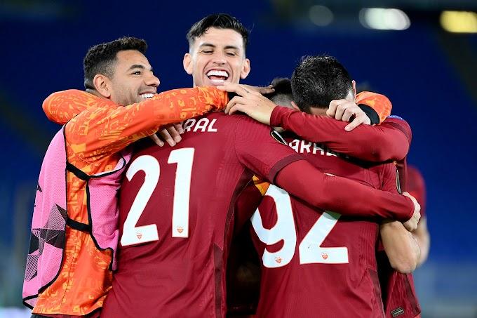 Europa League, Roma-Shakhtar 3-0, giallorossi ipotecano i quarti