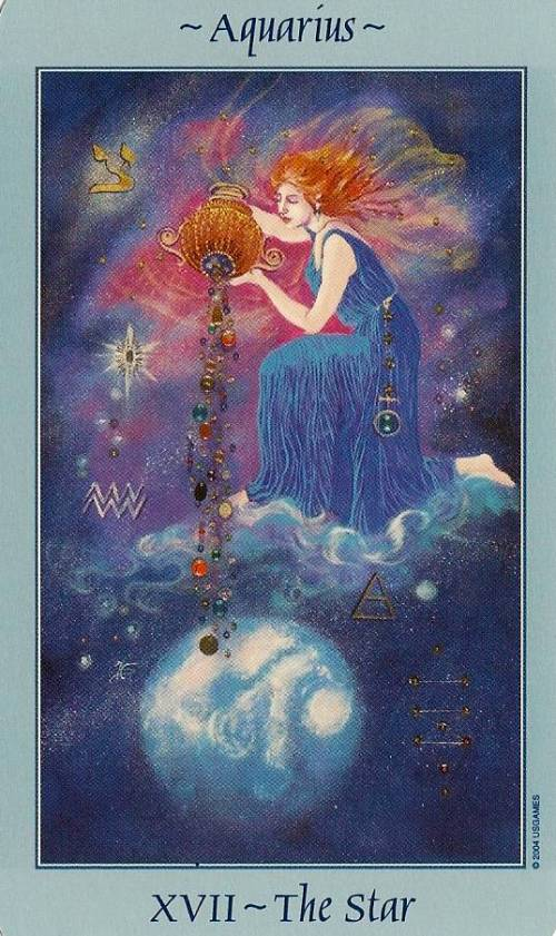 Tarot Notes: Cards And Quotes: The Star