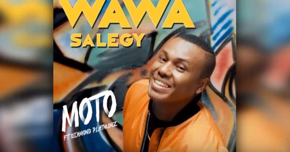 Wawa Salegy Ft. Diamond Platnumz - Moto