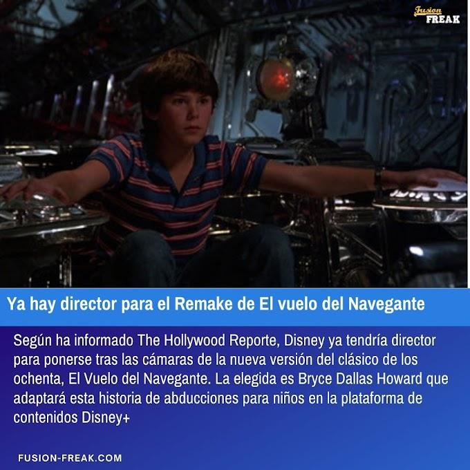 Ya hay director para el Remake de El vuelo del Navegante