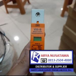 Jual Arrester OBO V5 Ori Combi Controller Netral di Batam