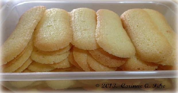 Lengua De Gato Cookies Recipe