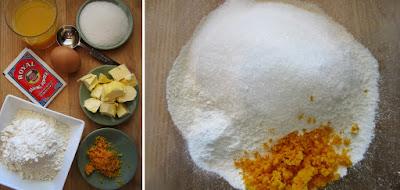 Tartaletas de naranja y frambuesa (Siempredulces) - Elaboración Paso 3
