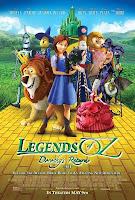 Las Leyendas de Oz: El Regreso de Dorothy