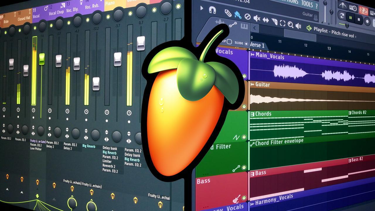 Cara Install FL Studio 20 Full Version