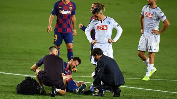 Menanti Duel Barcelona Vs Munchen, Messi vs Lewandowski !