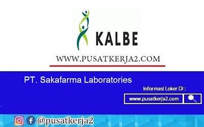 Lowongan Kerja SMA SMK Diploma S1 PT Saka Farma Laboratories Oktober 2020