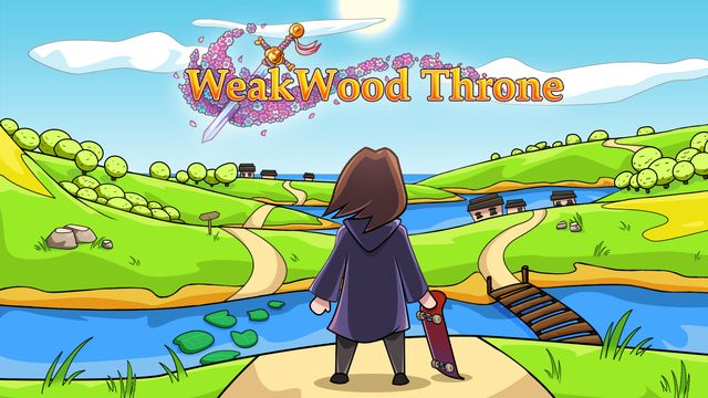 WeakWood Throne v1.0 NSP XCI For Nintendo Switch