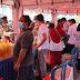 Disperindag Mimika Gelar Pasar Murah, Warga Sangat Antusias Berbelanja Sembako
