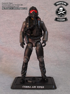 gi joe action figure custom