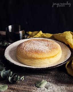 Japanese Cotton Cheesecake ⎪Tarta de Queso Japonesa