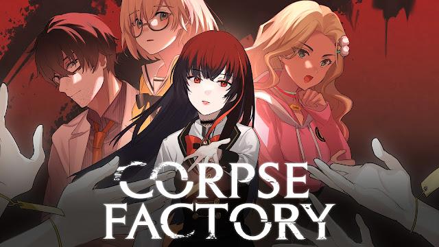 Corpse Factory (Switch) será lançado em janeiro de 2022