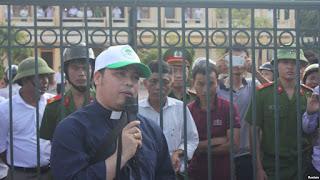 RFA lại xuyên tạc về vụ việc liên quan đến giáo xứ Phú Yên