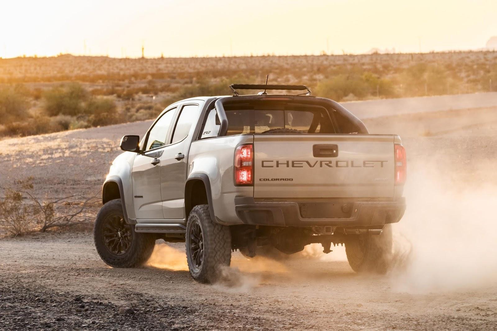 El nuevo Chevrolet Colorado revelado
