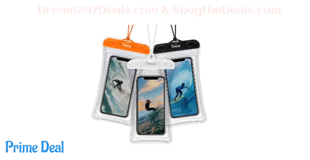 Waterproof Phone Pouch 50% off