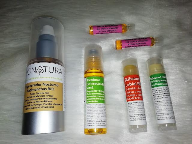Iwonatura cosmetica saludable