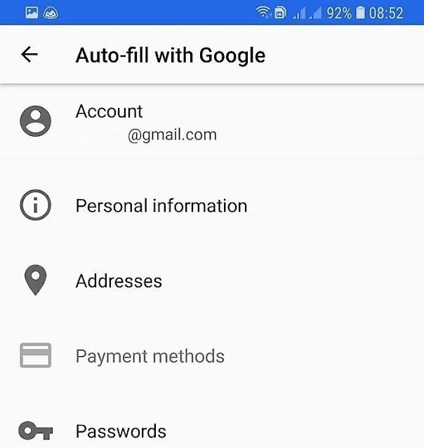 الملء التلقائي لكلمة المرور-android-settings-autofill-google
