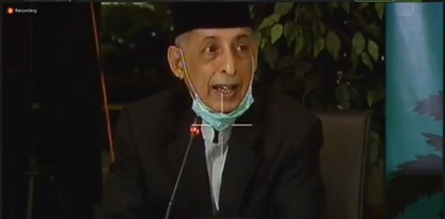 Menteri Agama Dan MUI Imbau Umat Islam Shalat Ied Berjamaah Di Rumah Masing-masing