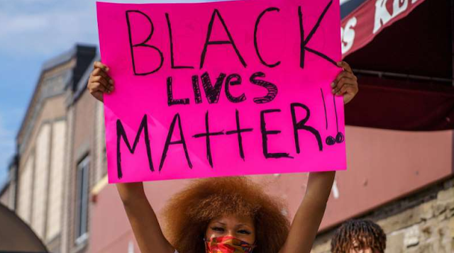Donate to support the Black Lives Matter movement