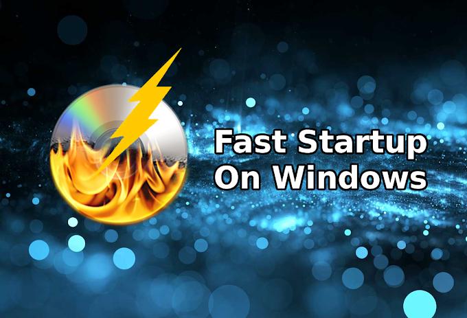 Hãy cẩn thận tính năng Fast Startup của Windows khi Dual-boot