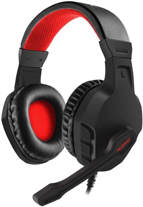 Review NUBWO U3 3.5mm Gaming Headset