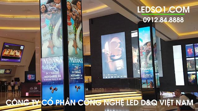 Màn hình chạy quảng cáo LCD 2