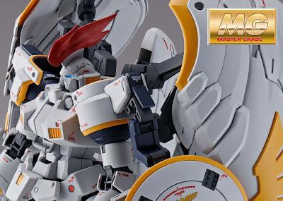 P-Bandai Announces 1/100 MG Tallgeese Fluegel EW