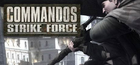 تحميل لعبة Commandos Strike Force