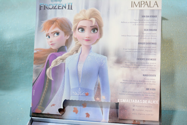 Esmaltes Impala Frozen