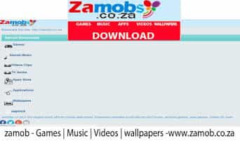 Zamob | MP3 MUSIC | VIDEOS | APPS |GAMES | WALLPAPERS | TV SERIES | ZAMOB.COM