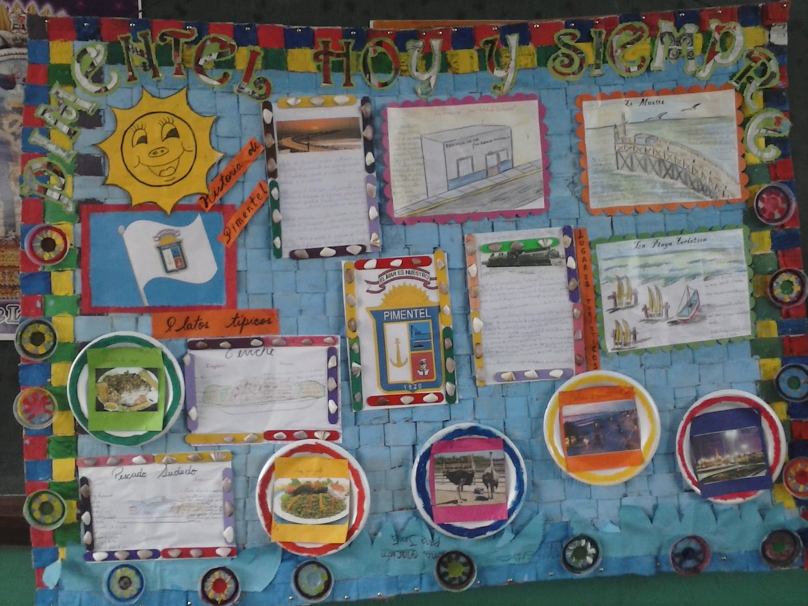Amenidades de periodico mural related keywords for El mural periodico