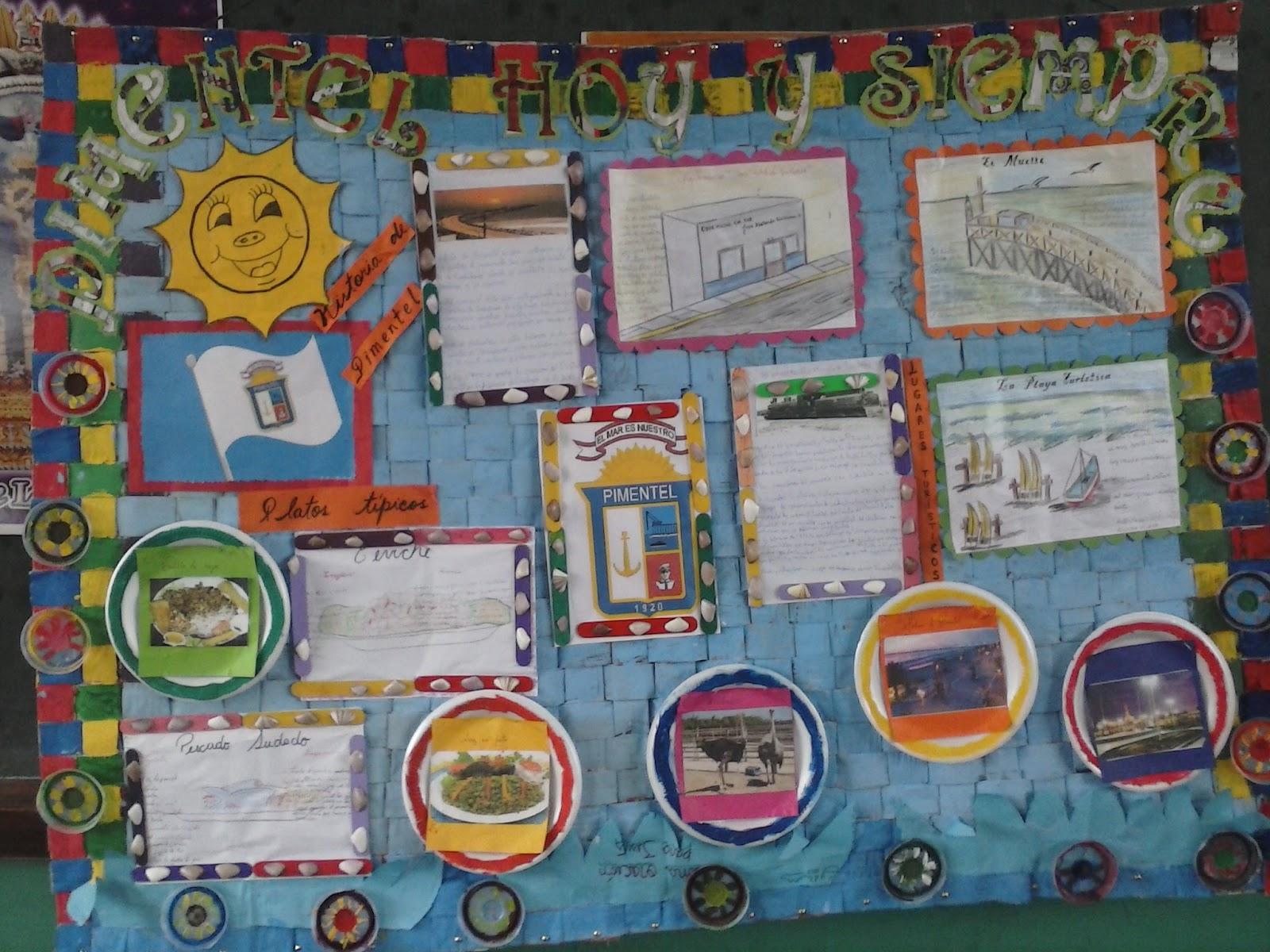 Amenidades para un periodico mural for El periodico mural