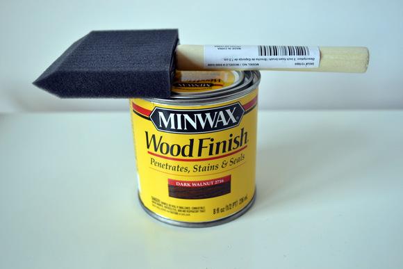 Minwax Wood finish stain
