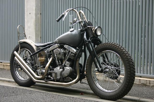 Harley Davidson Shovelhead 1969 By Spice Motorcycles Hell Kustom