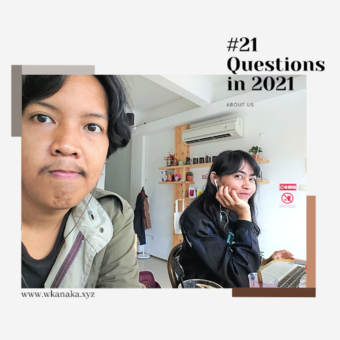 21 Questions in 2021