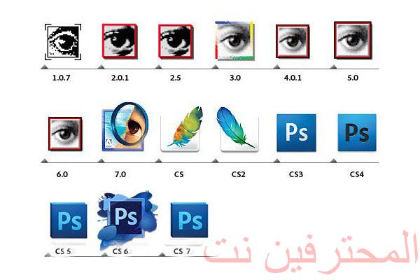 تحميل جميع اصدارات واجزاء برنامج فوتوشوب للكمبيوترDownload  Photoshop مع التفعيل - برابط مباشر ميديا فاير2021