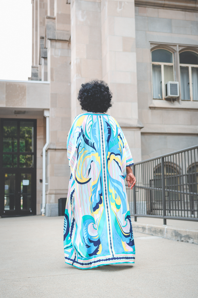 Sweenee Style, Indianapolis Fashion Blog, How to wear a kimono, Summer Outfit Idea, Summer Outfit, How to wear a kimono