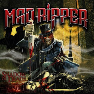 """Ο δίσκος των Mad Ripper """"Shadow of Death"""""""